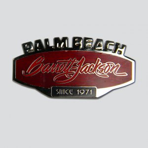 Large Lapel Pin - Palm Beach